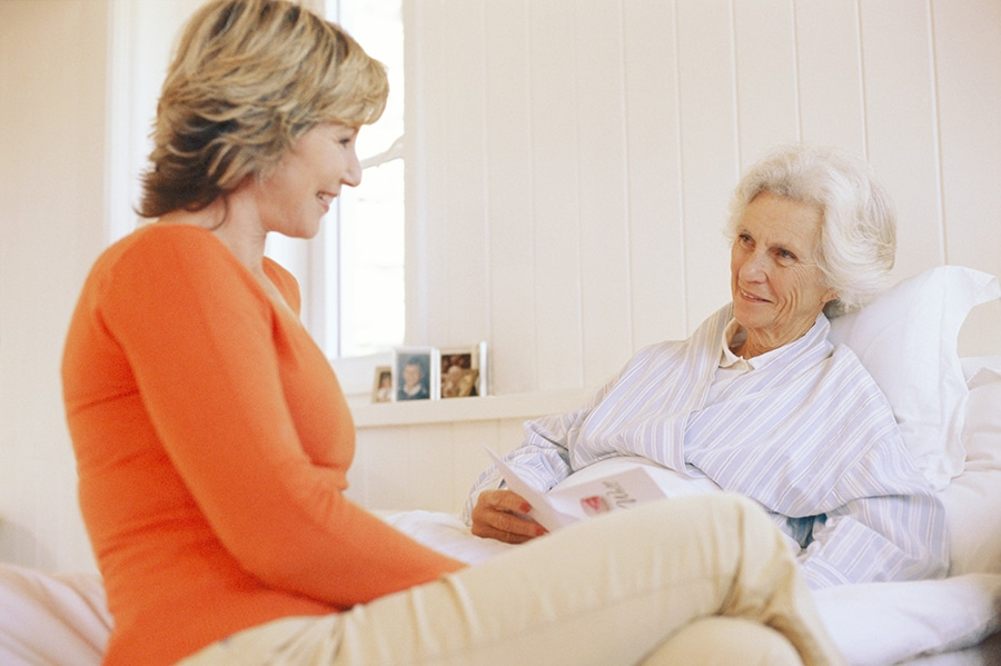 live in assisted living personal home care