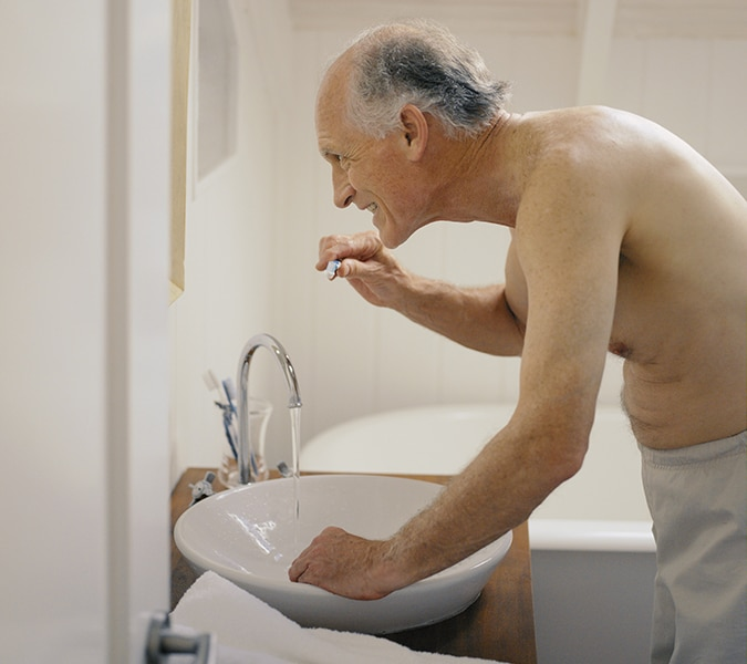 elderly and disabled personal care